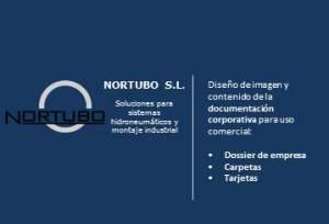 DISEÑO TARJETA NORTUBO
